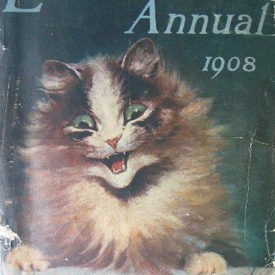 LDBTH:778 - Louis Wain's Annual 1908
