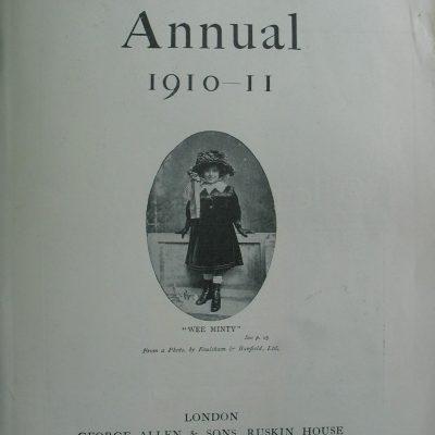 LDBTH:779 - Louis Wain's Annual 1910-11