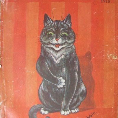 LDBTH:781 - Louis Wain's Annual 1915