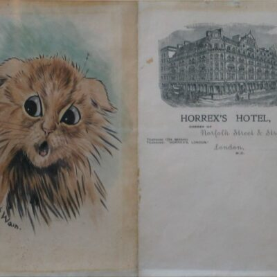 LDBTH:791 - Horrex's Hotel Cat