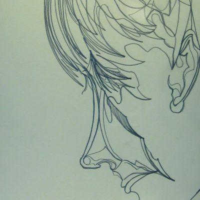 LDBTH:794 - Self Portrait I