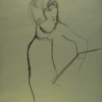 LDBTH:8 - Sketch of a Woman