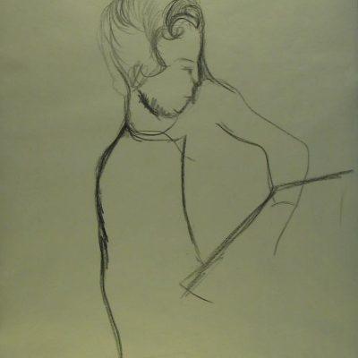 LDBTH:8 - Sketch of a Woman