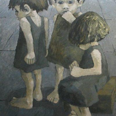 LDBTH:805 - Three Sad Children