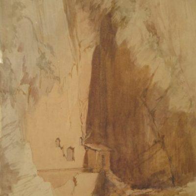 LDBTH:849 - The Castalian Spring at Delphi, Greece