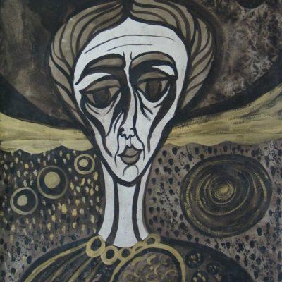 LDBTH:851 - Old Woman