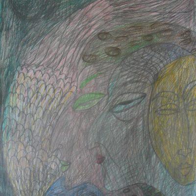 LDBTH:852 - Three Faces
