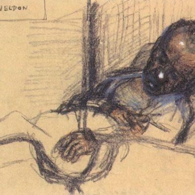 LDBTH:882 - Sleeping Man