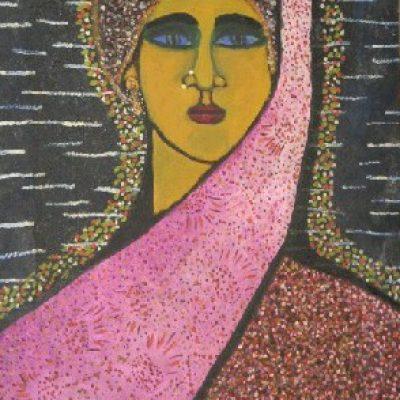 LDBTH:890 - Indian Woman