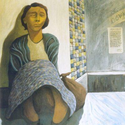 LDBTH:904 - Homeless Woman, Soho