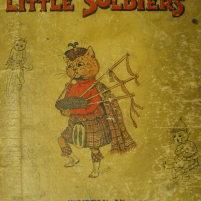 LDBTH:919 - Louis Wain's Little Soldiers