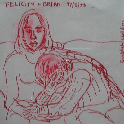 LDBTH:946 - Felicity and Brian