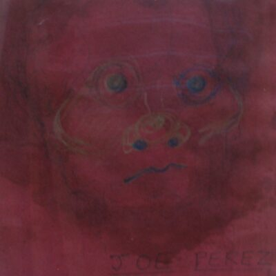 LDBTH:950 - Portrait of Joe Perez