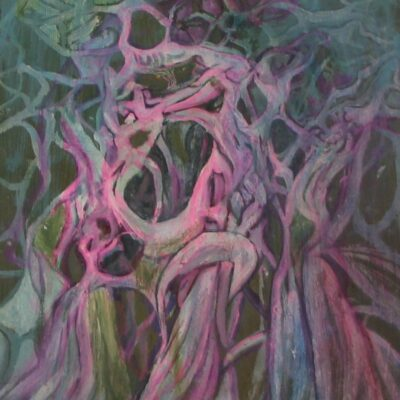 LDBTH:963 - Botanical Abstract III (Tree Figures)