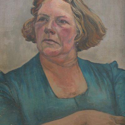 LDBTH:965 - Portrait of a Woman I