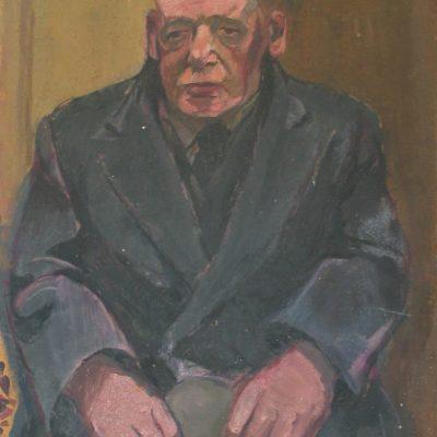 LDBTH:967 - Portrait of a Man