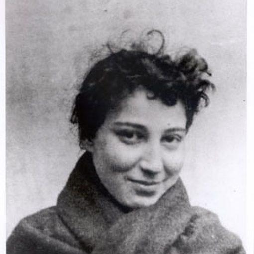 Frances Eve Benjamin