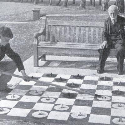 Chequers board