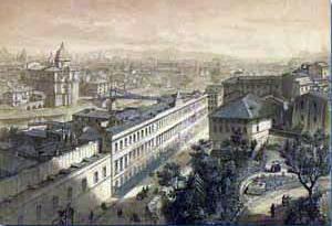 Ospedale Santa Maria della Pietà alla Lungara