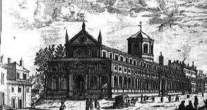 Ospedale Santo Spirito in Saxia